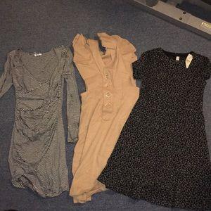Dresses & Skirts - Bundle of dresses